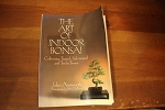 The Art of Indoor Bonsai  John Ainsworth  SC