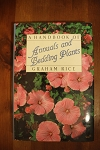 A Handbook of Annuals and Bedding Plants Rice