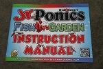JrPonics Fish Garden  Instruction Manual