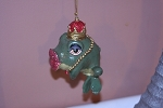 Kissing Frog ornament small