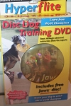 Dog Disc Training DVD with Puncture Resistant Disc lg