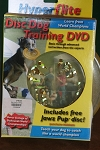 Dog Pup  Disc Training DVD with Puncture Resistant Disc sm
