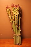 Artificial Asparagus Life Size bunch of 10