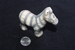 Raku Zebra  small Genuine South African