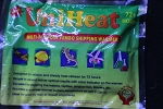 Heat Packs 72 hours with Tropical World plant order