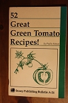 52 great Green Tomato Recipes