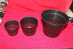 3.75 inch Net pots Set of 10 cups